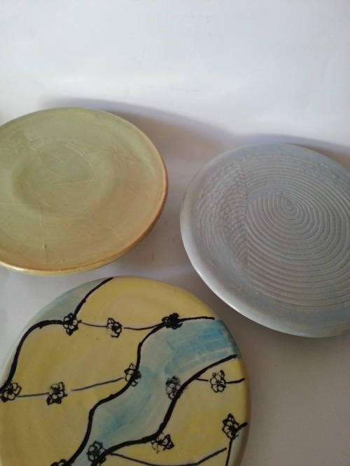 Cake Plates different sales